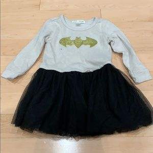 Batman tulle sweatshirt dress